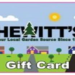 hewitts gift card - mohawk heating spring special