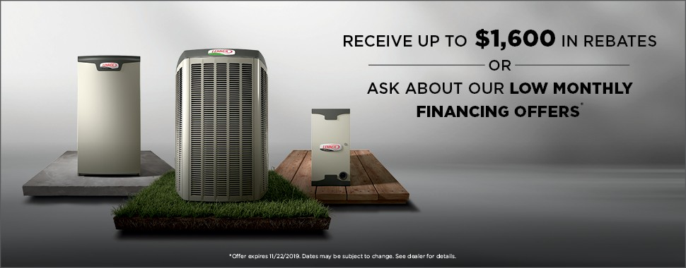 Lennox Fall 2019 Rebate Program Mohawk Heating Company